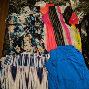 Dresses & Skirts - Plus Size Maxi Skirt Bundle
